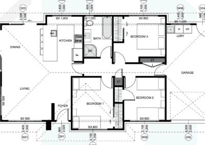 Days Bay Floor Plan